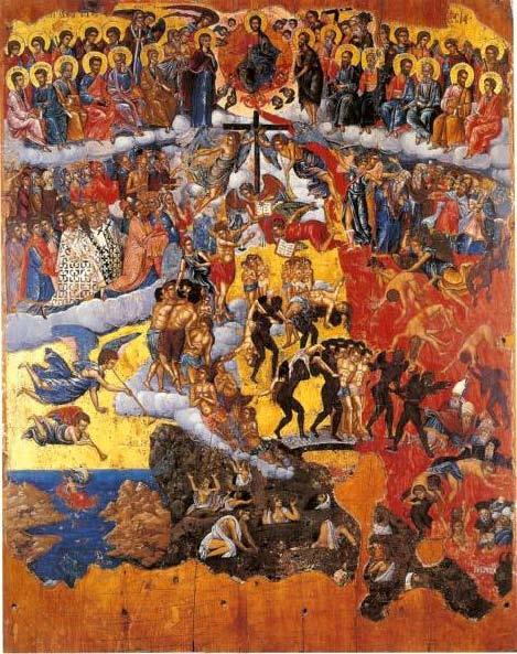Apparizione dell-Anti-Cristo